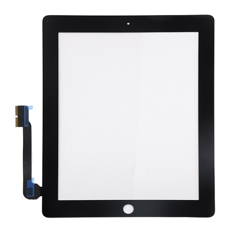 iPad 4 Touch Screen Digitizer Replacement Black