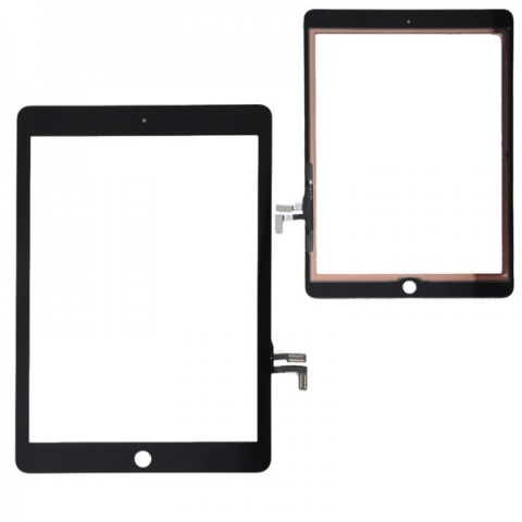 iPad Air 5th Touch Screen Digitizer Replacement Black
