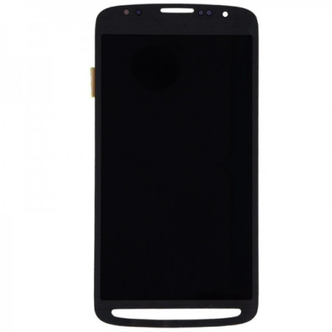 Gray LCD Screen Digitizer Assembly Replacement for Samsung Galaxy S4 Active i9295 i53