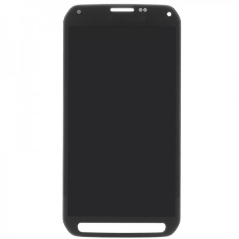 Gray LCD Screen Digitizer Assembly Replacement For Samsung Galaxy S5 Active G870 G870A