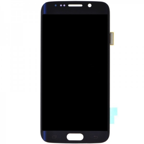 Blue LCD Screen Digitizer Assembly Replacement for Samsung Galaxy S6 Edge G9250 SM-G925